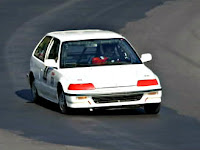 1988 Civic at Watkins Glen