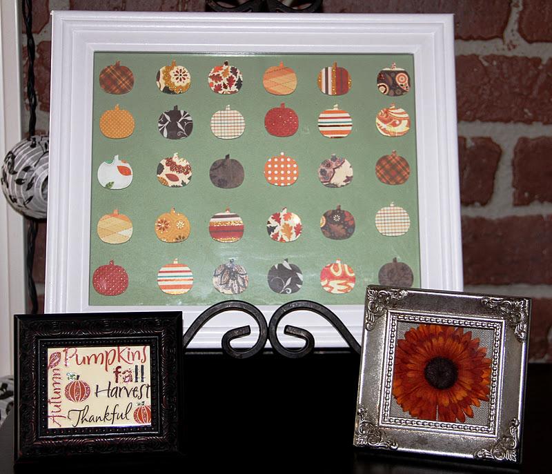 DIY Fall Art CupofDelightblog