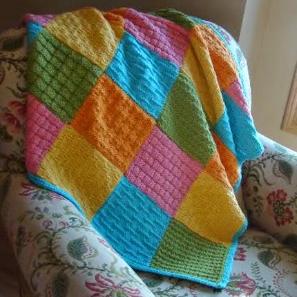 Dream Catcher Baby Blanket – Free Pattern