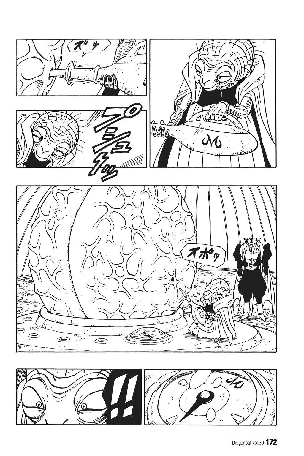 xem truyen moi - Dragon Ball Bản Vip - Bản Đẹp Nguyên Gốc Chap 449