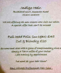 INDIGO HAIR SALON