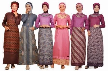 20 Model Busana Muslim Wanita Terbaru Masa Kini