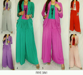 Frye 3in1 fit to L