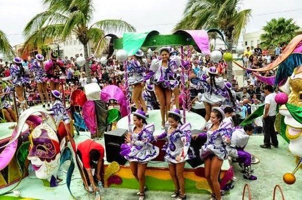 Carnaval de Veracruz, Los Mejores Carnavales del mundo