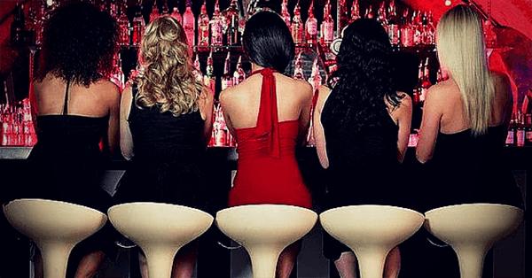 моминско парти в бар