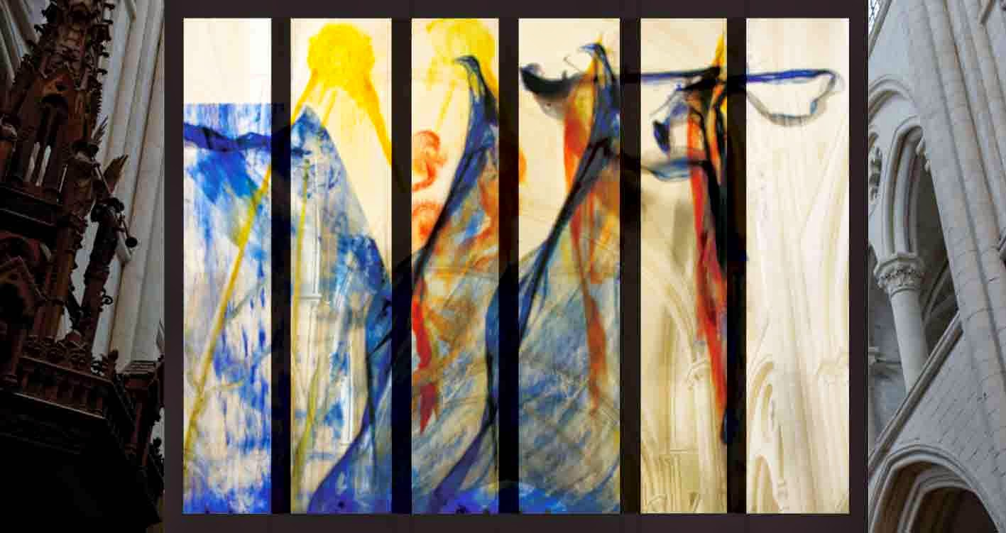 Peinture évanescente