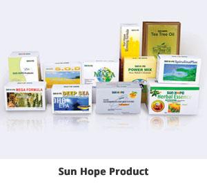 PRODUK SUN HOPE