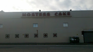 Seattle's Hostess Bakery on Dexter Avenue