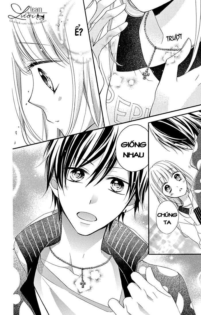 Boku no tonari wa, kimi shika inai Chap 1 - Next Chap 2