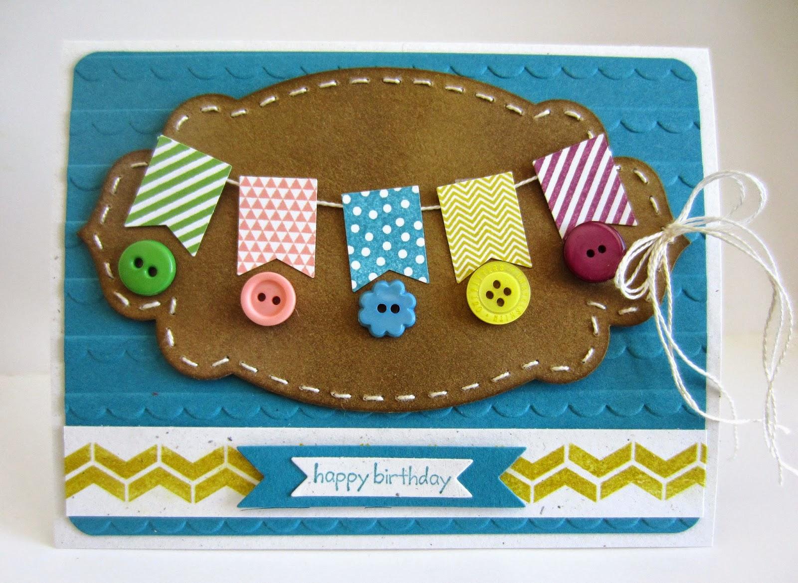 BANNER BIRTHDAY by Paper Seedlings