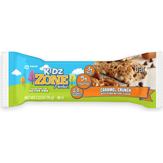 Kidz ZonePerfect™ Caramel Crunch Nutrition Bar