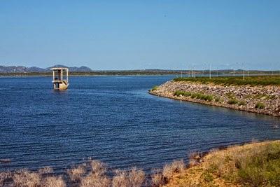 Agência Nacional de Água (ANA) vai reduzir a evasão das águas da Barragem Armando Ribeiro.