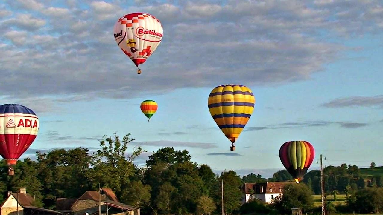 grand rassemblement des montgolfières audaux