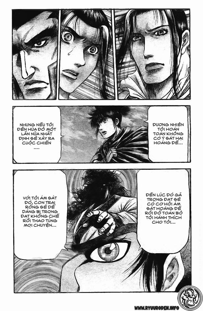 Chú Bé Rồng - Ryuuroden chap 173 - Trang 23