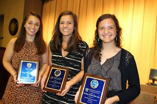 Montgomery Catholic High School Academic Awards Ceremony Held May 4 3