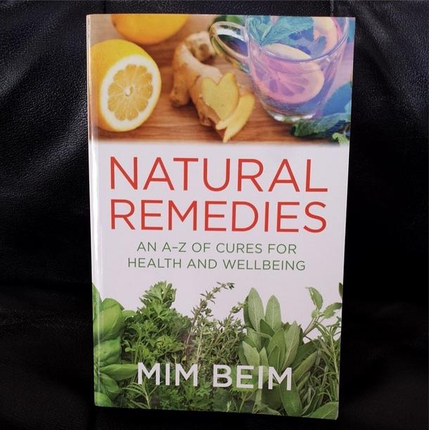 Natural Remedies Book Mim Beim
