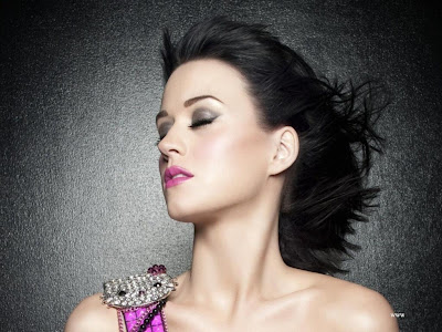 Katy Perry Glam Wallpapers red lips babe