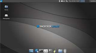 BackBox Linux 3