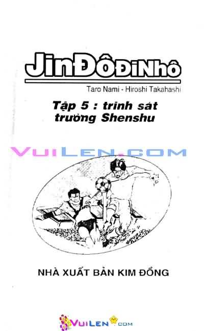 Jindodinho - Đường Dẫn Đến Khung Thành III  Tập 5 page 1 Congtruyen24h