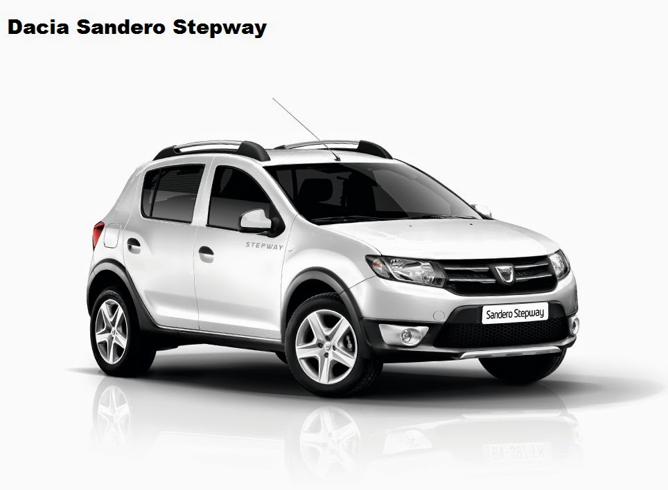 2015 dacia sandero stepway tce 90 car reviews new car pictures for 2018 2019. Black Bedroom Furniture Sets. Home Design Ideas