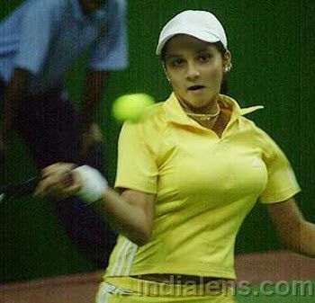 Sania Mirza sexy photo