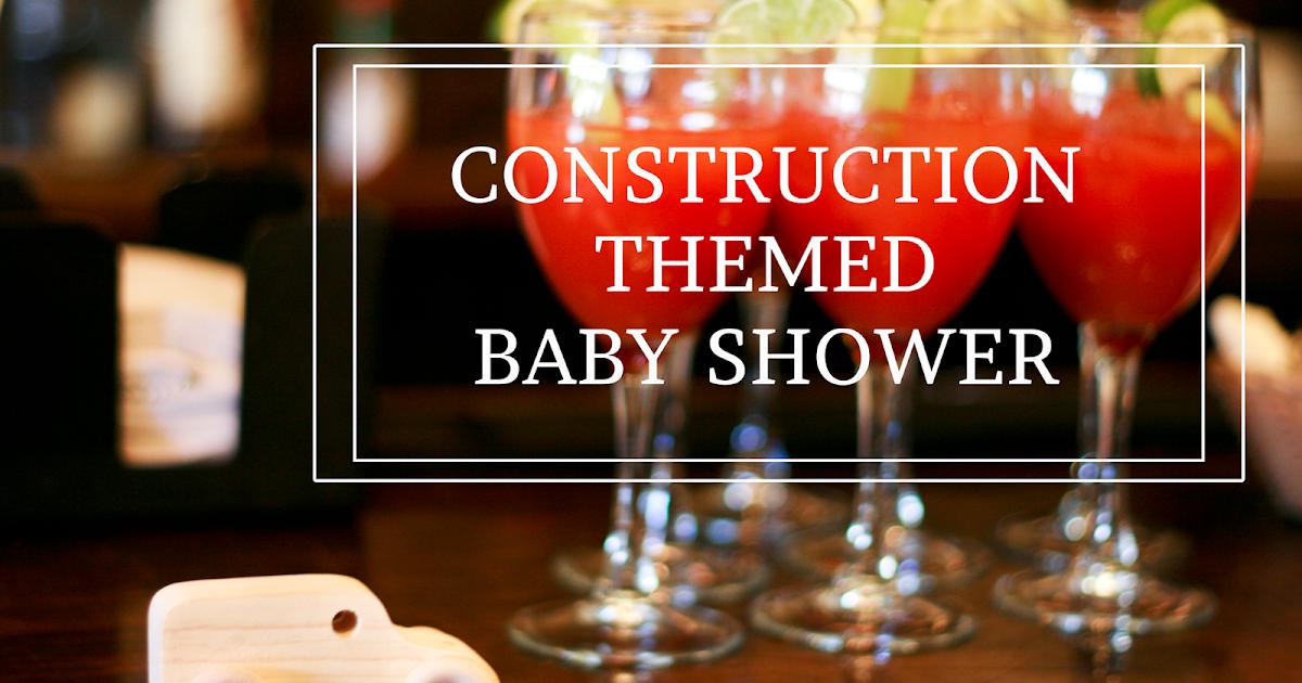 Baby Shower Decorations Long Island Ny ~ My sister s construction themed baby shower long island