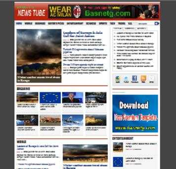 Blogger Templates 2013 Free | Free Downloads