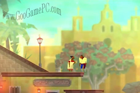 Guacamelee Gold Edition Cracked-3DM Free Download Full