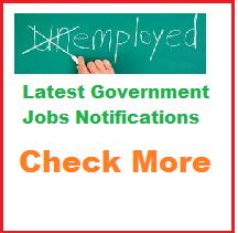 Latest GOVT JOBS 2014