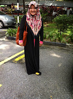 Hi! my name is Athirah