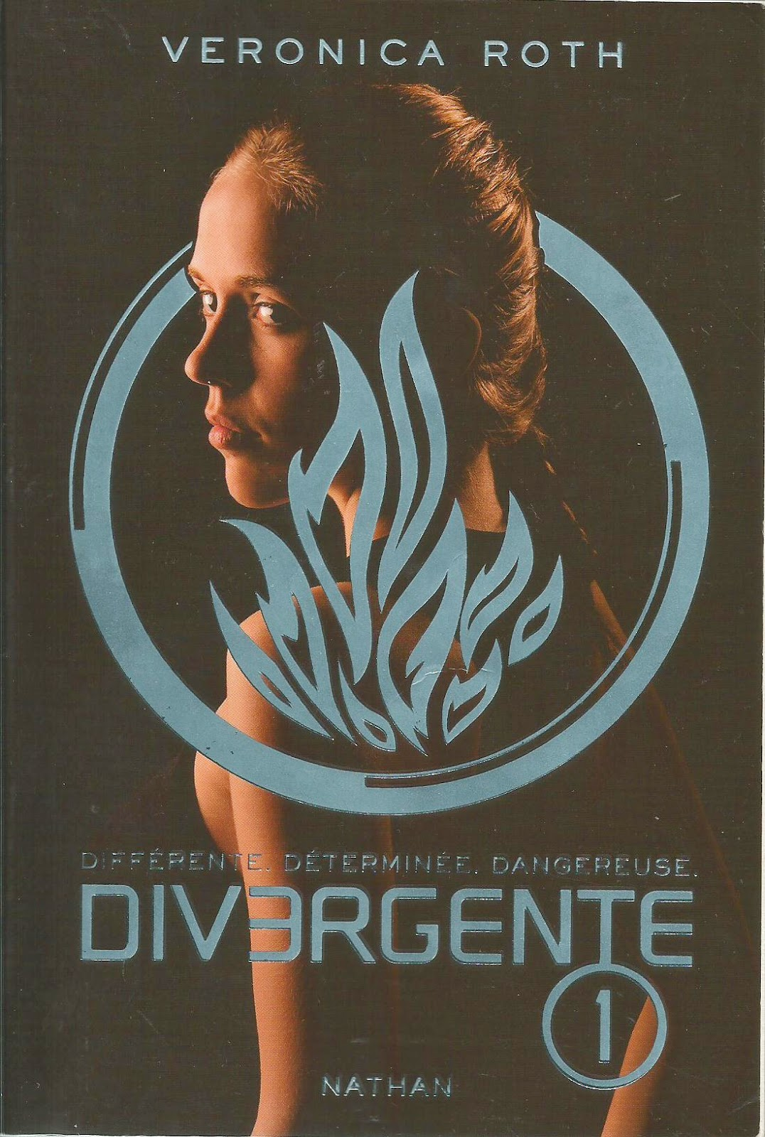 Divergente Veronica Roth Couverture