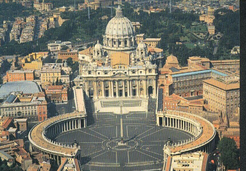 Virtual tour to saint peter s basilica