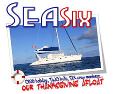 Follow Our 2011 Thanksgiving Adventure just Click Pic...
