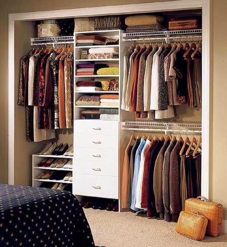 My closet tips