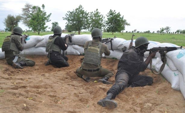 Boko Haram Attacked Army Base In Yobe State But Were Met With Strong Resistance