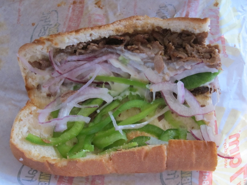 recipe: how many calories in a cheesesteak sub [19]
