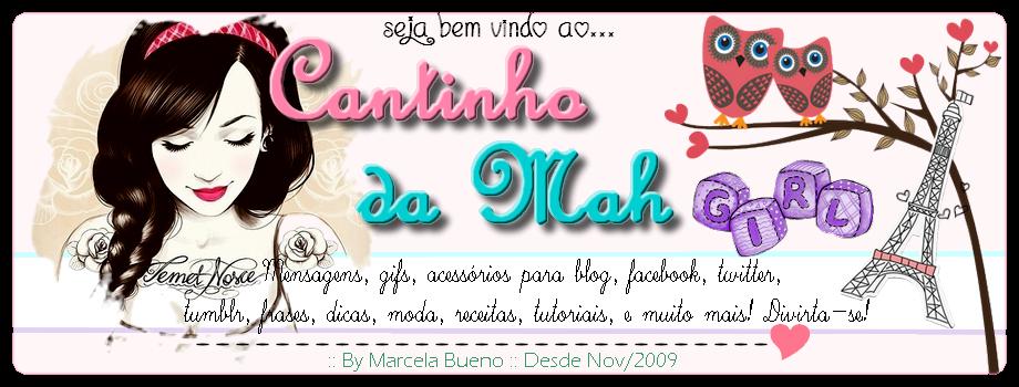 _·.·´¯`·.·_ Cantinho da Mah _·.·´¯`·.·_