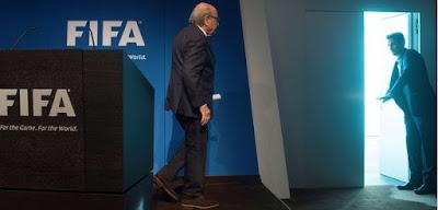 Sepp Blatter resigns as FIFA president amid corruption scandal