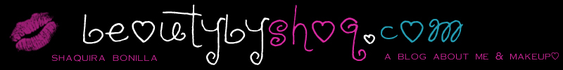beautybyshaq - a blog about me & makeup♥