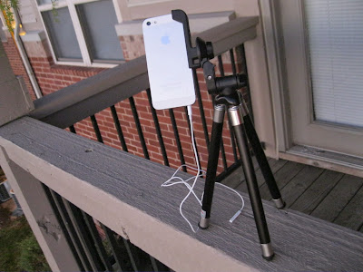 iphone 5 tripod mount