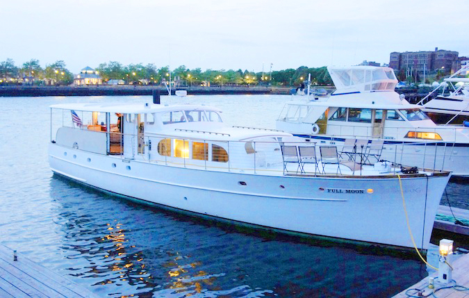 Karma Crew Yacht Boston