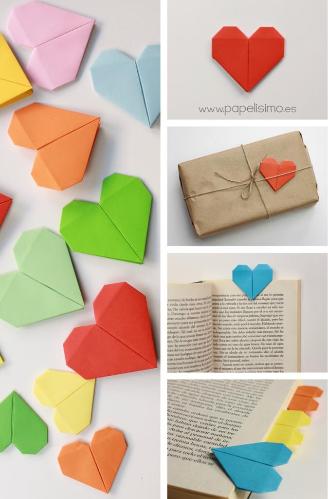 Okul ncesi sanat ve fen etkinlikleri okul ncesi origami - Como hacer cosas de papel paso a paso faciles ...