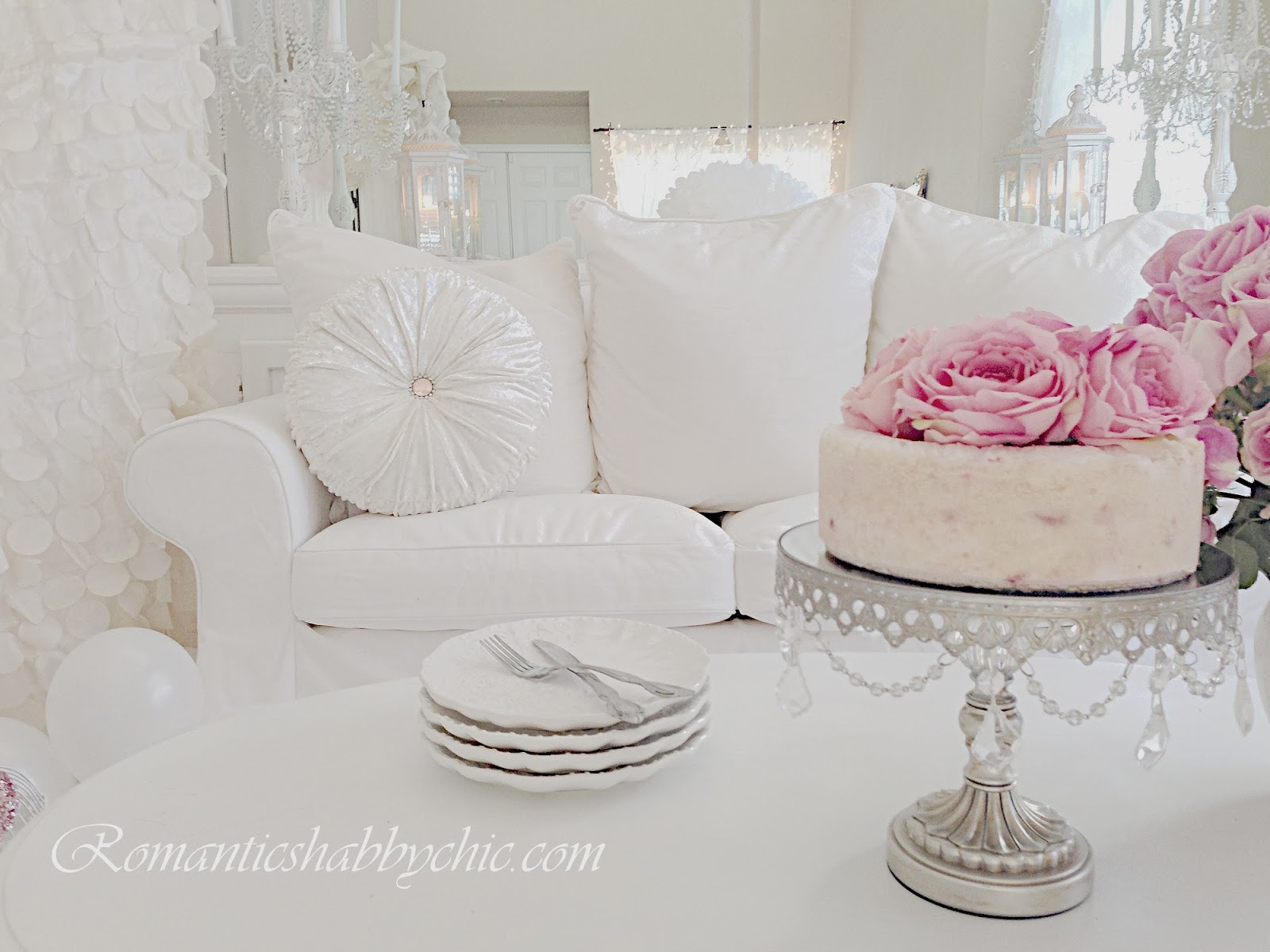 Magnificent Romantic Shabby Chic Home Romantic Shabby Chic Blog Download Free Architecture Designs Parabritishbridgeorg