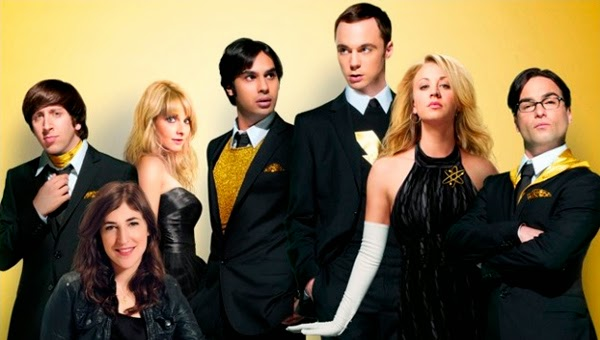 Octava temporada The Big Bang Theory detenida por el ansia de dinero