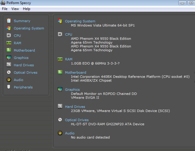 Download Speccy 1.28.709 Software Untuk Memberi Rincian Perangkat Komputer Terbaru 2015