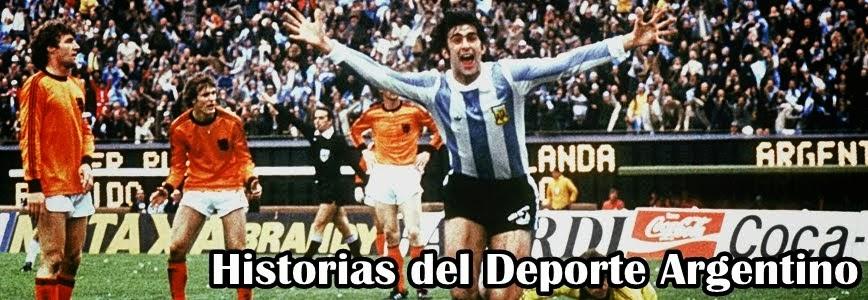 Historias del Deporte Argentino - Efemérides Futboleras