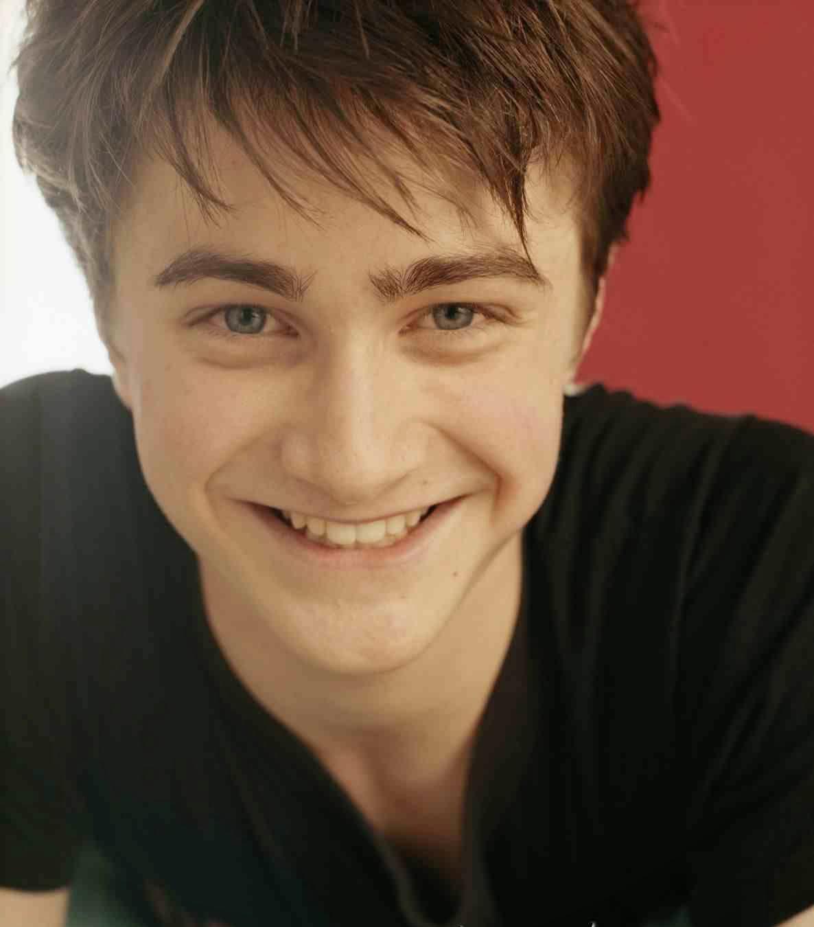 Celebrities Daniel Radcliffe