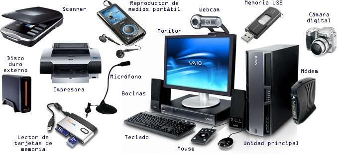 Bioalumno De Computacion Unidades Funcionales De Una