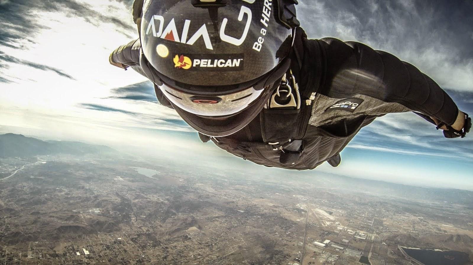 翼裝飛行運動(Wingsuit flying)Taiwan