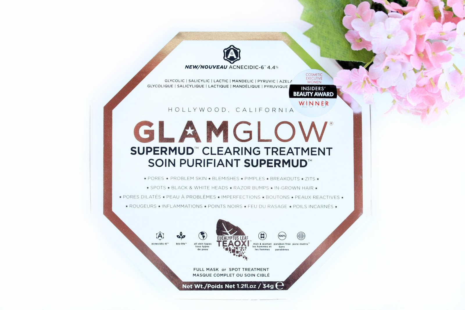 GlamGlow Supermud Clearing Mask
